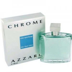 Azzaro Chrome Aftershave
