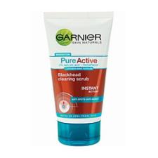 Garnier Pure Active Mitesszer Eltávolító Bőrradír testradír