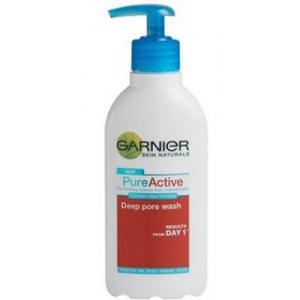 Garnier Pure Active Arclemosó Gél