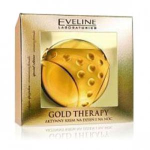 Eveline gold therapy intenzív arckrém