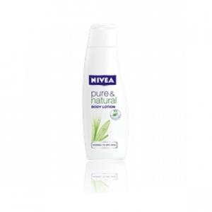 Nivea Pure & Nature testápoló