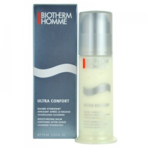Biotherm Homme Ultra Confort Moisturizing Balm Soothing After Shave 75 ml