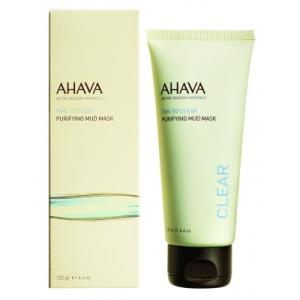 Ahava Purifying Mud Mask - Bőrtisztító iszappakolás, 100 ml