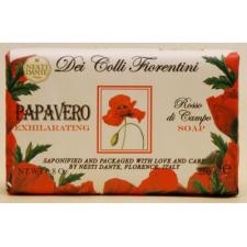 Nesti Dante Dei colli Fiorentini pipacs szappan tisztító- és takarítószer, higiénia