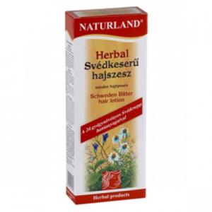 Naturland Herbal Svédkeserű hajszesz