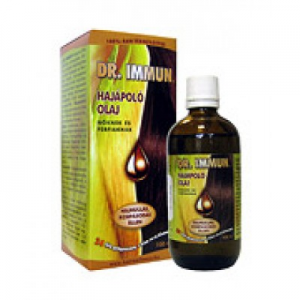 Dr. Immun - Hajápoló olaj korpásodás ellen