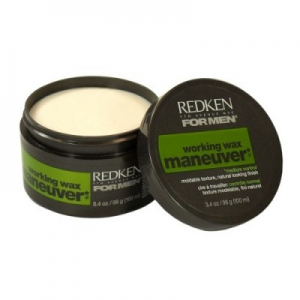 Redken For Men Styling Working Wax Maneuver