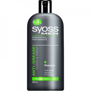 Syoss Anti-Grease Clean & Fresh