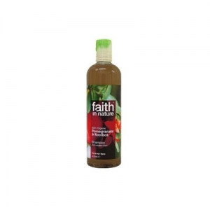 Faith in Nature gránátalma és rooibos sampon - 250ml
