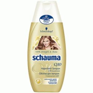 Schwarzkopf Schauma hajsampon 250 ml Q10 hajerősítő