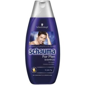 Schwarzkopf Schauma hajsampon 250 ml férfi
