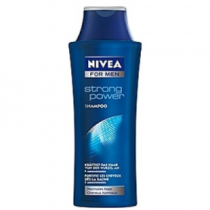 Nivea For Men Strong Power Hajerősítő sampon
