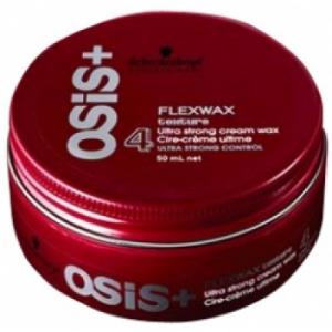 Schwarzkopf Professional Osis Flexwax Ultra erős tartást adó hajkrém-wax