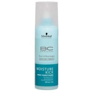 Schwarzkopf Professional BC Moisture Kick hidratáló spray balzsam
