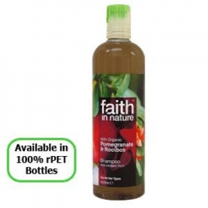 Faith in Nature Gránátalma & Rooibos sampon - Faith in Nature (250ml)