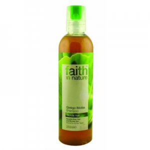 Faith in Nature Ginkgo biloba sampon - Faith in Nature 250ml