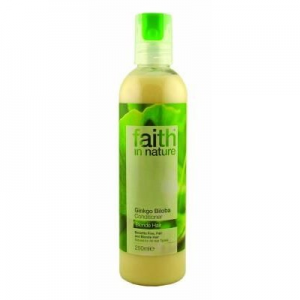 Faith in Nature Ginkgo biloba hajkondicionáló - Faith in Nature 250ml