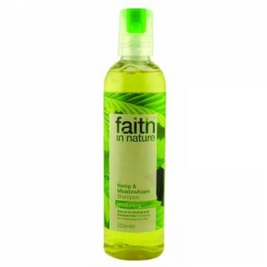Faith in Nature Kender és tajtékvirág sampon - Faith in Nature 250ml