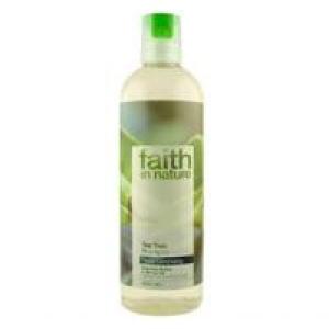 Faith in Nature sampon teafa