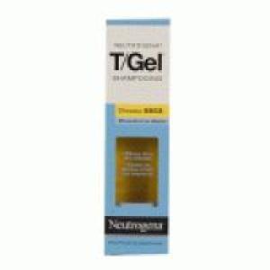 Neutrogena t/gél sampon szárazhajra