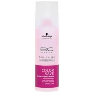 Schwarzkopf BC hajszínrögzítő spray balzsam