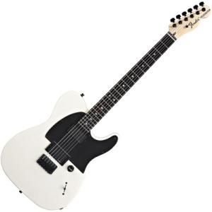 Fender Jim Root telecaster EB Flat white