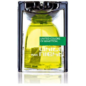 Benetton White Night Men EDT 75 ml