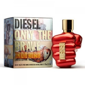 Diesel Only The Brave Iron Man EDT 50 ml
