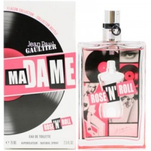 Jean Paul Gaultier MaDame Rose N Roll EDT 75 ml
