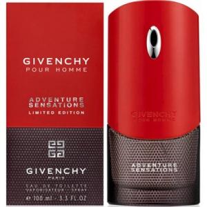 Givenchy Givenchy Pour Homme Adventure Sensations EDT 100 ml