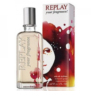 Replay Your Fragrance! EDT 60 ml