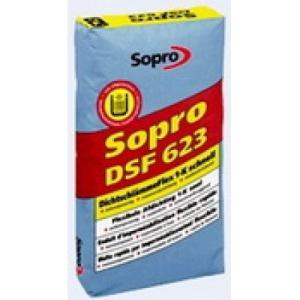 Kőházy SOPRO DSF 623 SZIGETELŐHABARCS 1 KOMPONENSÜ 20 kg