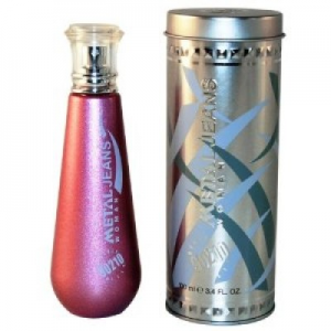 Beverly Hills 90210 Metal Jeans EDT 100 ml