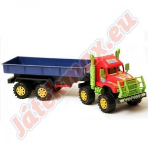 Formex Góliát platós kamion 70 cm-es - Formex