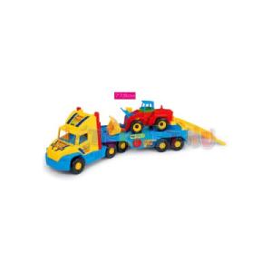 Wader : Szuper kamion rakodógéppel