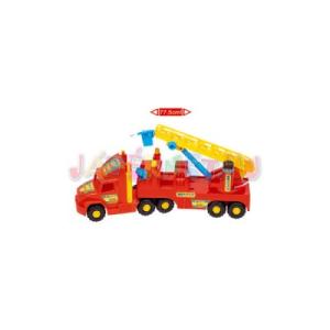 Wader : Szuper tűzoltó kamion