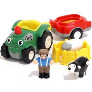 WOW Toys Bernie traktorja