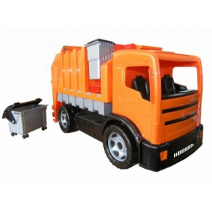 LENA Garbage teherautó 2 tengelyes