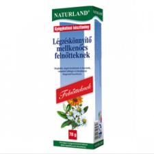 Naturland légzéskönnyítő mellkenőcs felnőtteknek egészség termék