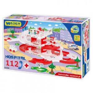 Wader kórház 112 autópálya
