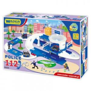 Wader rendõrségi 112 autópálya