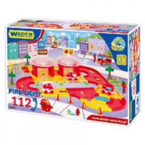 Wader tűzoltósági 112 autópálya