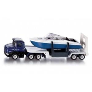 Siku - Kamion Csónakkal