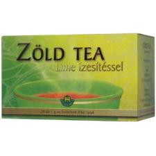 Herbária Zöld tea lime ízesítéssel gyógytea