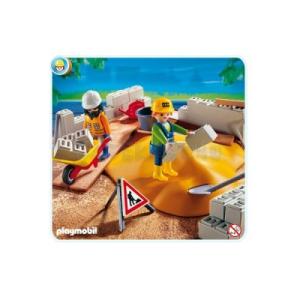 Playmobil Kőművesek - 4138