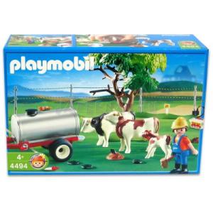Playmobil Legelésző tehénkék 4494