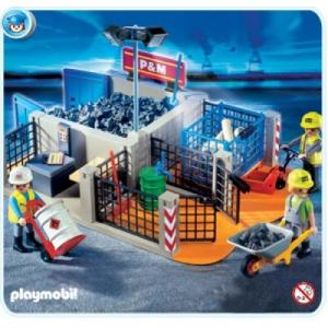 Playmobil Szuper Kikötő szett - 4135