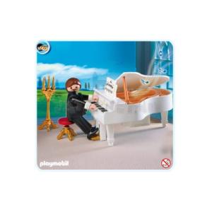 Playmobil Zongorista - 4309