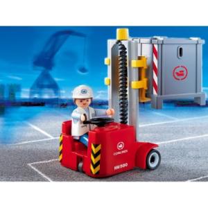 Playmobil Mini targonca - 4476