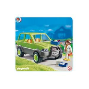 Playmobil Állatorvos terepjáróval - 4345